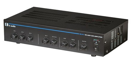 Mixážní zesilovač ic audio MX-AMP 120E